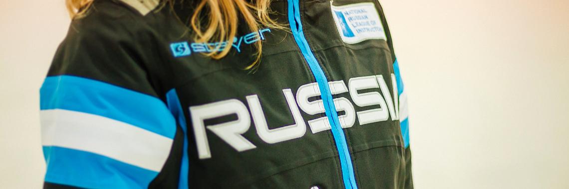 Инструкторский горнолыжный костюм