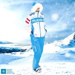 Парадный горнолыжный костюм NRLI PROFESSIONAL женский