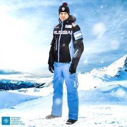 Инструкторский горнолыжный костюм NRLI PROFESSIONAL мужской