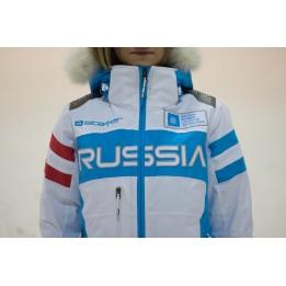 Куртка белая NRLI PROFESSIONAL женская