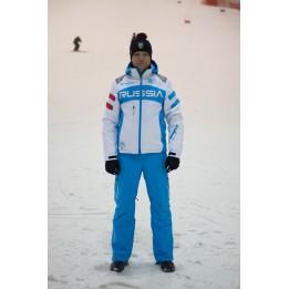 Горнолыжные брюки NRLI PROFESSIONAL мужские синие