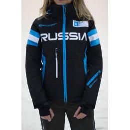 Инструкторский горнолыжный костюм NRLI PROFESSIONAL + черные брюки женский