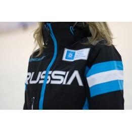 Куртка горнолыжная инструкторская женская