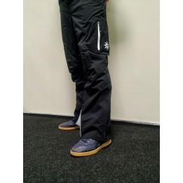 Горнолыжные брюки NRLI PROFESSIONAL мужские черные
