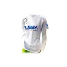 Футболка c логотипом NRLI PROFESSIONAL мужская